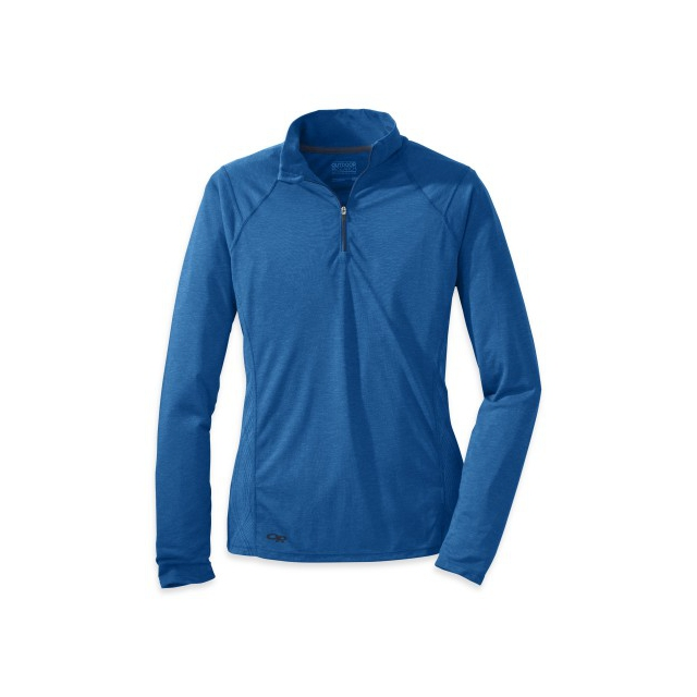 Outdoor Research - Women's Essence L/S Zip Top