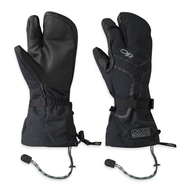 Outdoor Research - Men's Highcamp 3-Finger Gloves