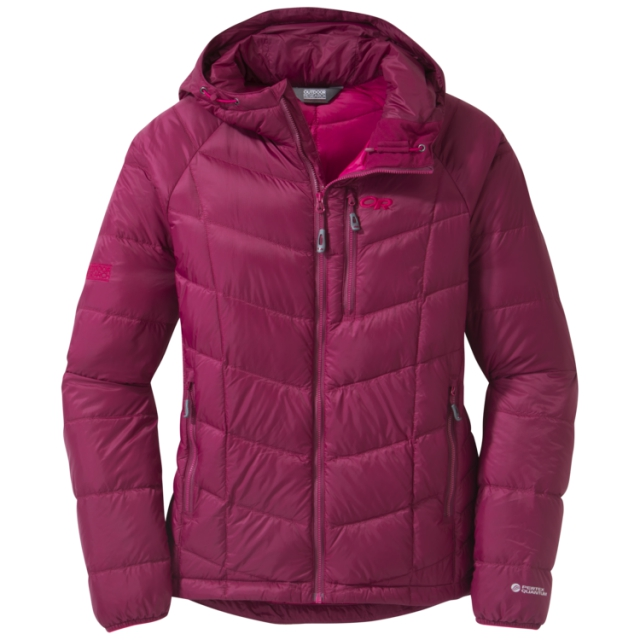 Outdoor Research - Women's Sonata Hooded Down Jacket