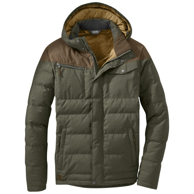 Outdoor Research - Men's Whitefish Down Jacket
