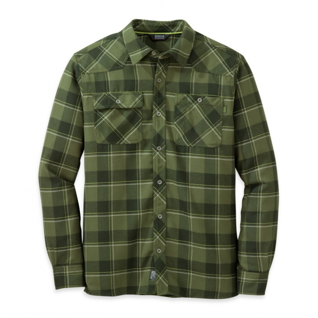 Outdoor Research - Feedback Flannel Shirt