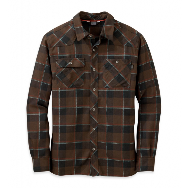 Outdoor Research - Men's Feedback Flannel Shirt