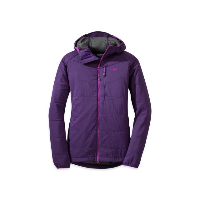 Outdoor Research - Women's Uberlayer Hooded Jacket