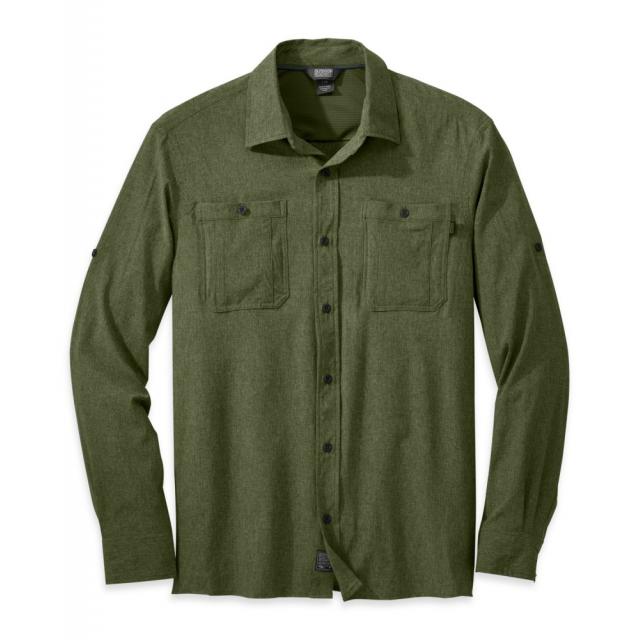 Outdoor Research - Men's Wayward Sentinel L/S Shirt