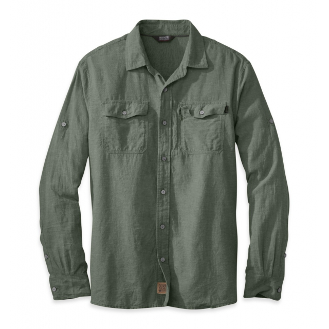 6555f0ef953a24 Outdoor Research / Men's Harrelson L/S Shirt
