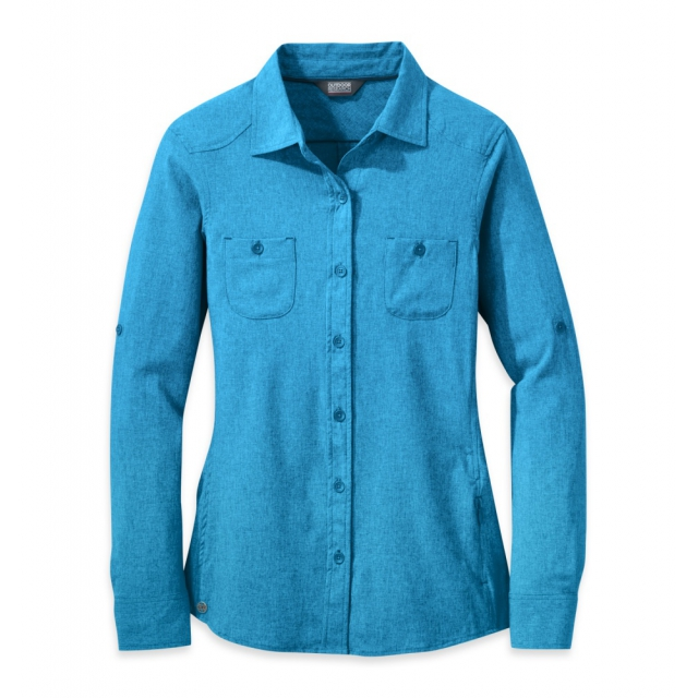 Outdoor Research - Women's Reflection L/S Shirt