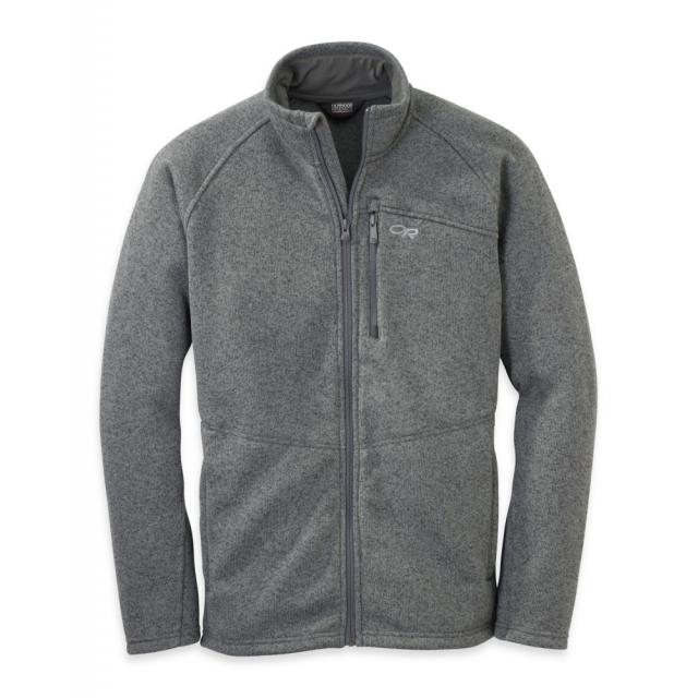 Outdoor Research - Men's Longhouse Jacket