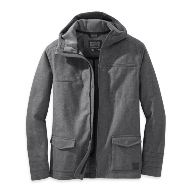 Outdoor Research - Men's Oberland Hooded Jacket