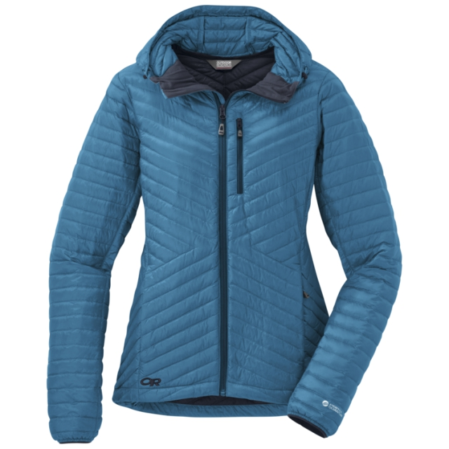Outdoor Research - Women's Verismo Hooded Down Jacket