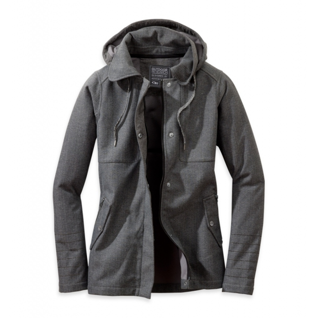 Outdoor Research - Women's Oberland Hooded Jacket