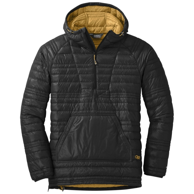 Outdoor Research - Men's Down Baja Pullover in Iowa City IA