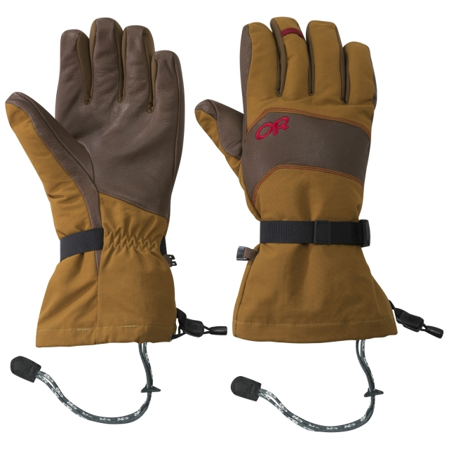 Outdoor Research - Men's Highcamp Gloves in Sioux Falls SD