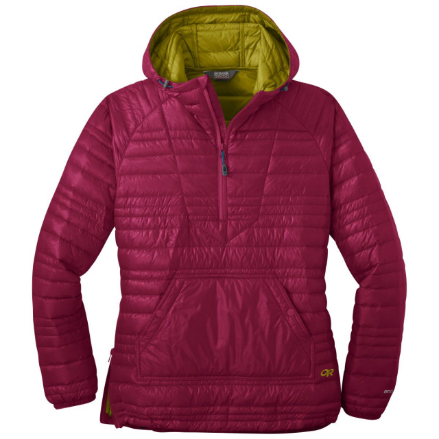 Outdoor Research womens Ws Down Baja Pullover