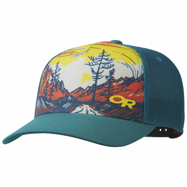 977c9a4e Outdoor Research / Alpenglimmer Trucker Hat