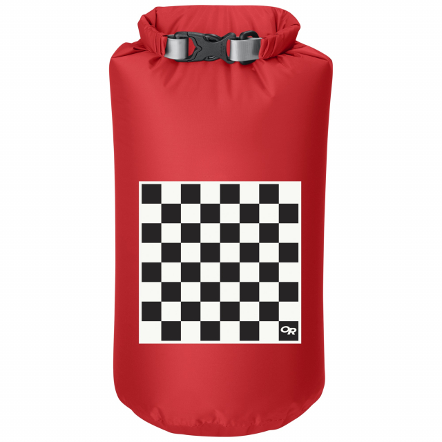 Outdoor Research - Graphic Dry Sack 35L Checkers