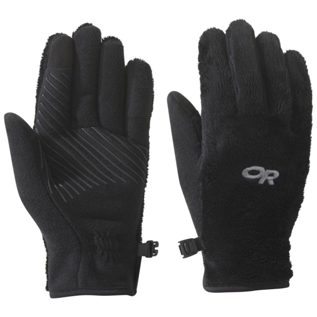 Kids Fuzzy Sensor Gloves