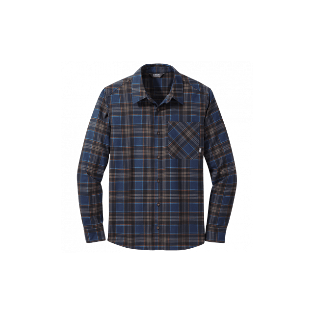 Outdoor Research - Men's Kulshan Flannel Shirt in Sioux Falls SD