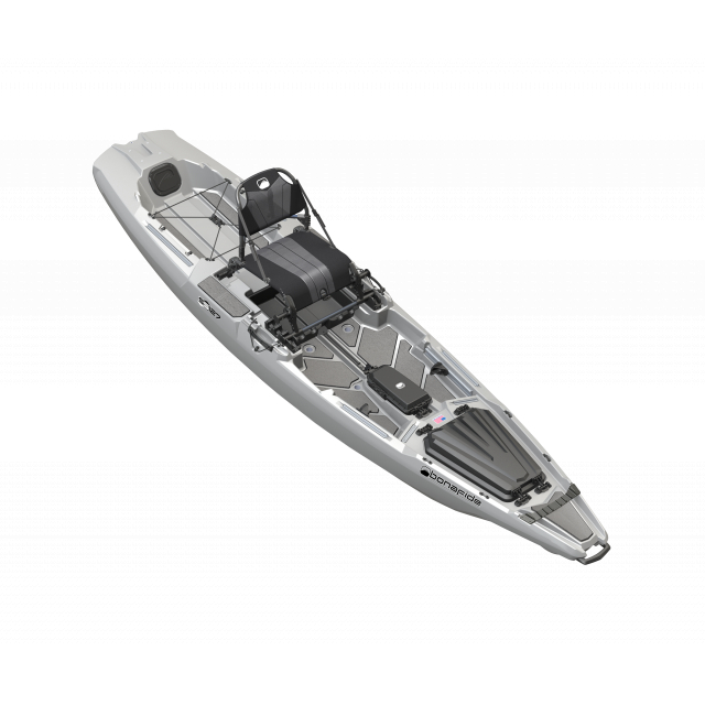 SS127 Sit-On-Top Fishing Kayak