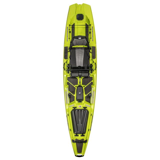 SS127 Sit-On-Top Fishing Kayak