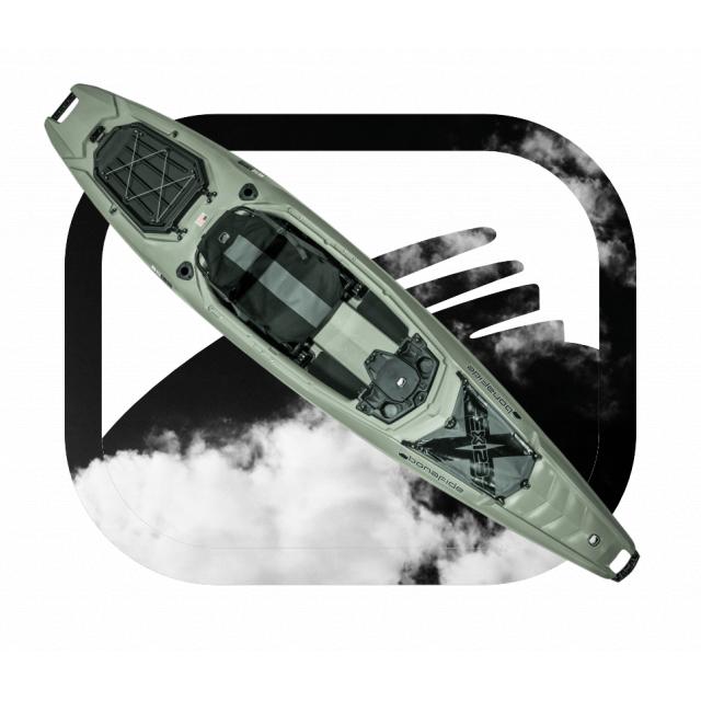 Bonafide Kayaks - EX123 (2021)