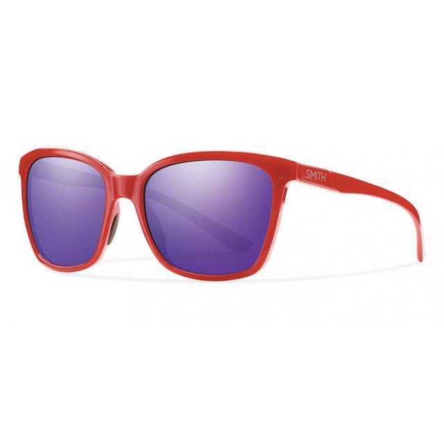 Smith Optics - Colette Red Purple Sol-X Mirror