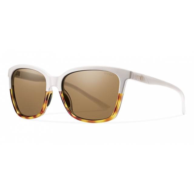 Smith Optics - Colette White Fade Tortoise Brown