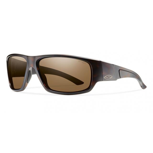 Smith Optics - Discord Matte Tortoise Polarized Brown