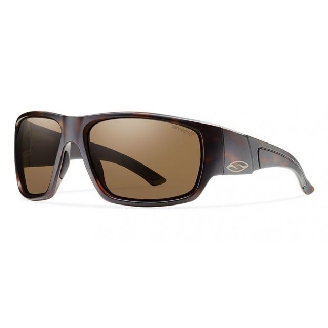 Smith Optics - Dragstrip Matte Tortoise Polarized Brown