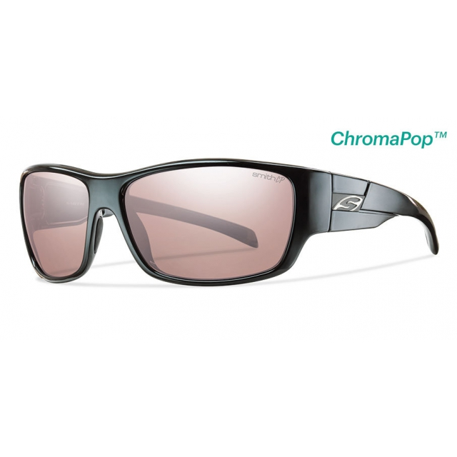 Smith Optics - Frontman Black ChromaPop+  Polarchromic Ignitor