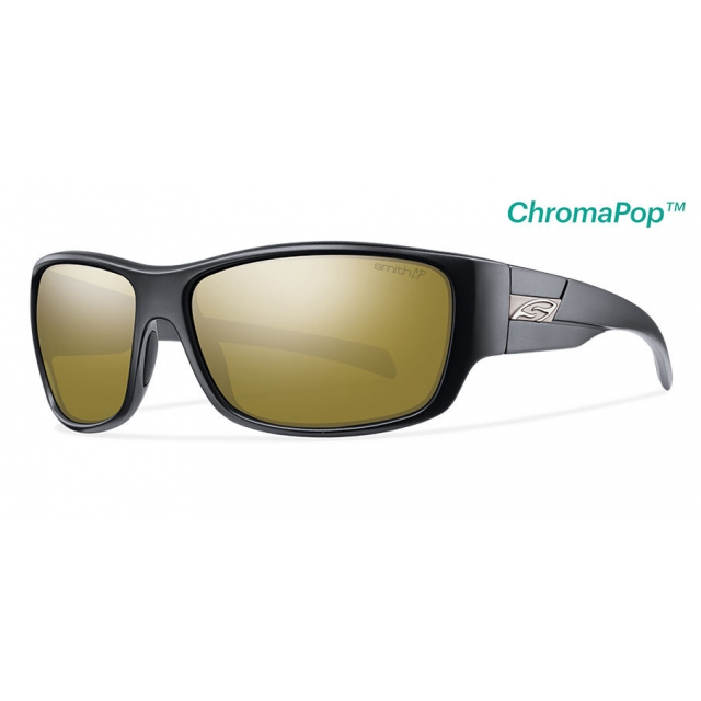 Smith Optics - Frontman - Polarized Bronze Mirror