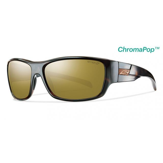Smith Optics - Frontman Tortoise ChromaPop+  Polarized Bronze Mirror
