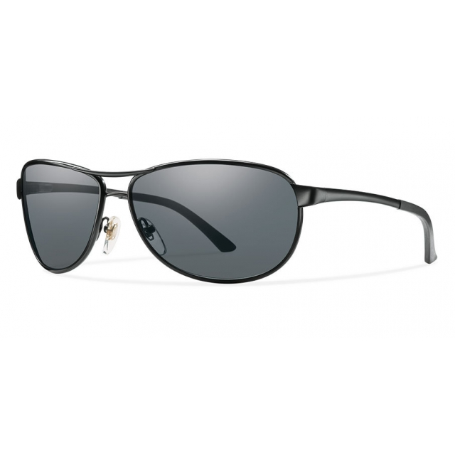 Smith Optics - Gray Man Elite Matte Black Gray