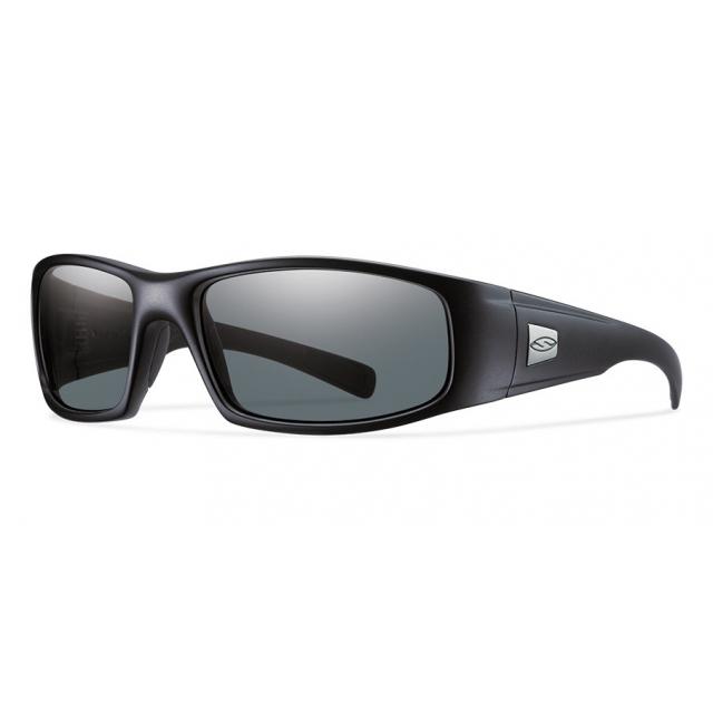 Smith Optics - Hideout Elite Black Polarized Gray