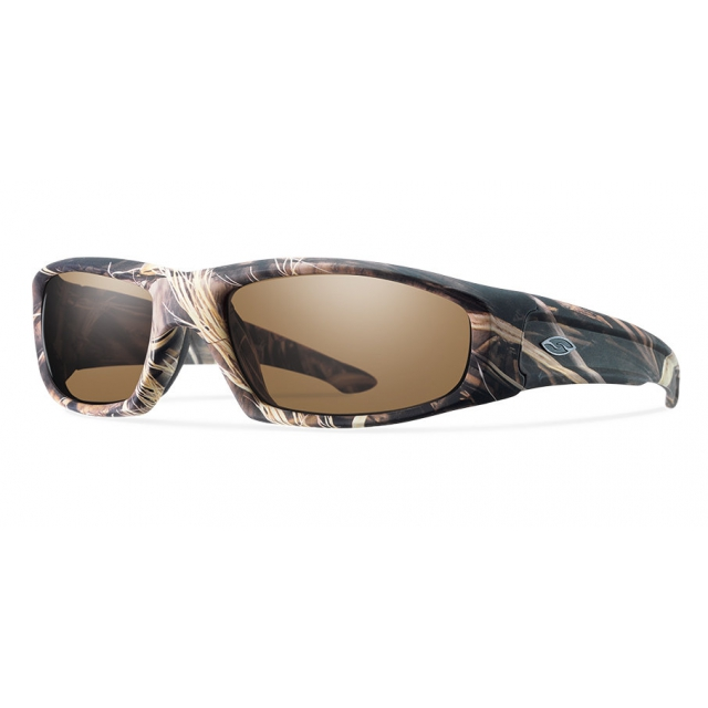 Smith Optics - Hudson Elite Realtree Max 4 Polarized Brown
