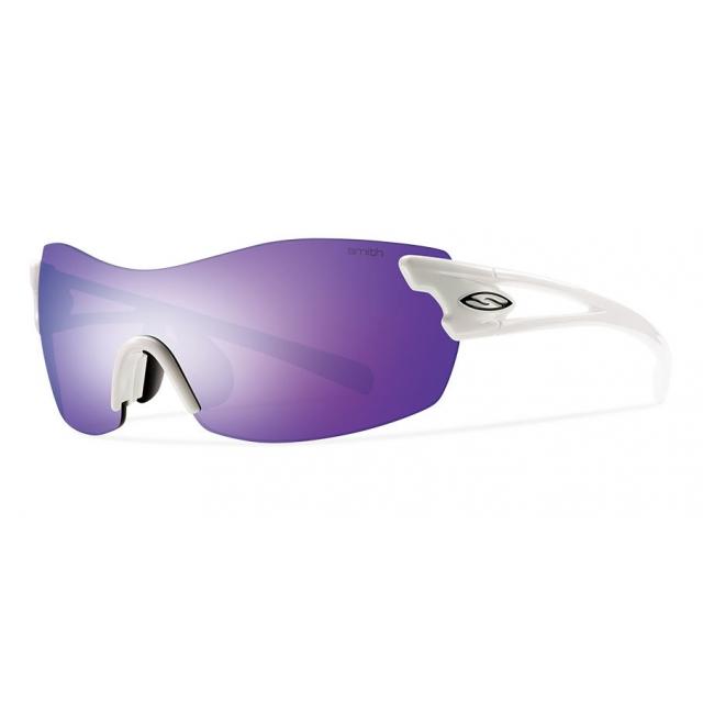 Smith Optics - PivLock Asana - Purple Sol-X Mirror