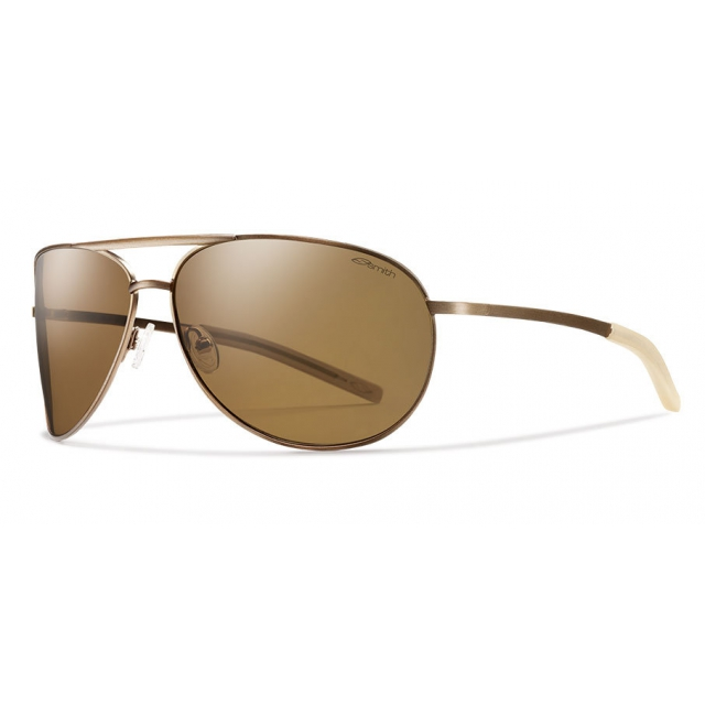 Smith Optics - Serpico Matte Desert Polarized Brown
