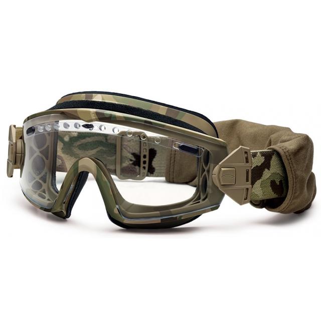 Smith Optics - Lopro Regulator Goggle Multicam Clear Mil-Spec Field Kit