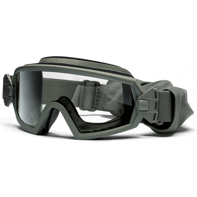 Smith Optics - Outside The Wire (OTW) Foliage Green Clear Mil-Spec Deluxe Kit