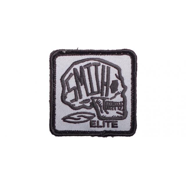 Smith Optics - Elite Skull Patch Black