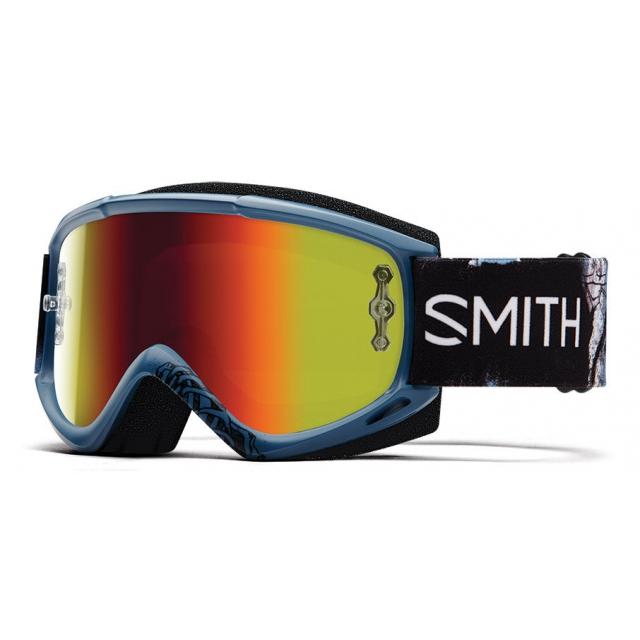 Smith Optics - Fuel V.1 Max M Sketchy Red Mirror