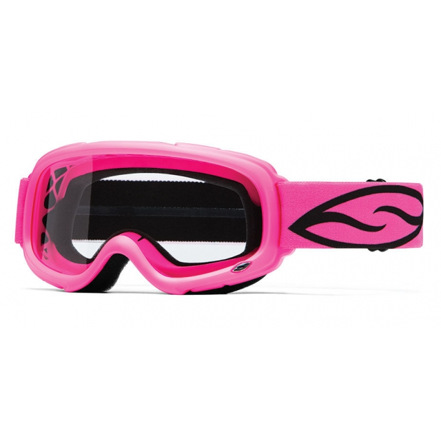 Smith Optics - Gambler MX Bright Pink Clear AFC