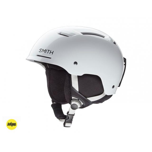 Smith Optics - Pivot Jr White MIPS Youth Medium (53-58 cm)
