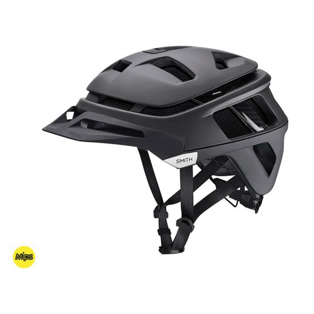 Smith Optics - Forefront Matte Darkness - MIPS MIPS - Large (59-62 cm)