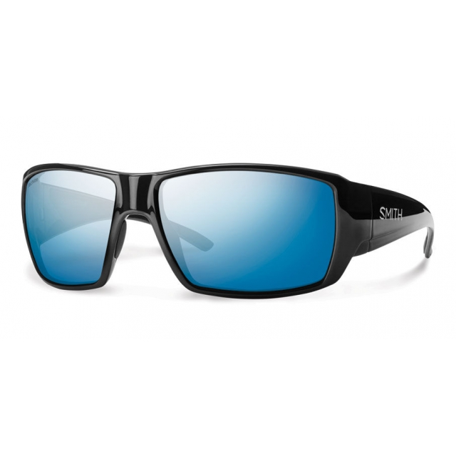 3a658d74b3 Smith Optics   Guide s Choice Black Techlite Polarized Blue Mirror