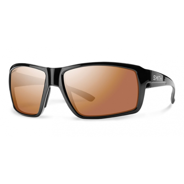 Smith Optics Colson Black Techlite Polarchromic Copper
