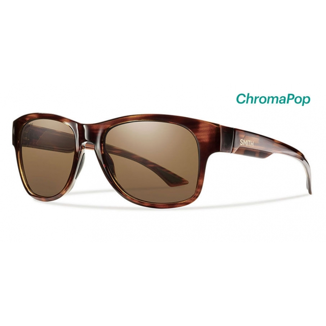 Smith Optics - Wayward Havana ChromaPop Polarized Brown