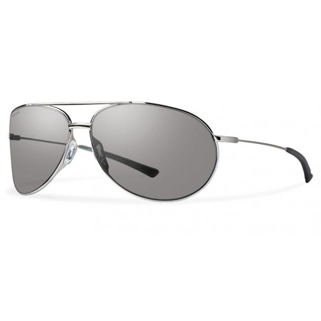 Smith Optics - Rockford Silver Polarized Platinum