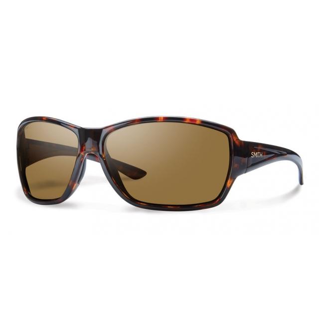 Smith Optics - Pace Tortoise Polarized Brown
