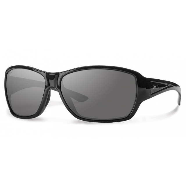 Smith Optics - Purist Black Polarized Gray