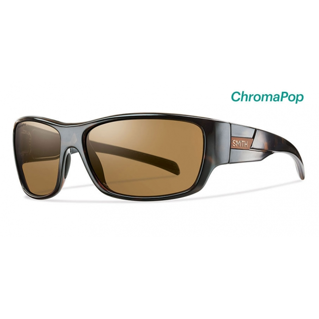Smith Optics - Frontman Tortoise ChromaPop Polarized Brown